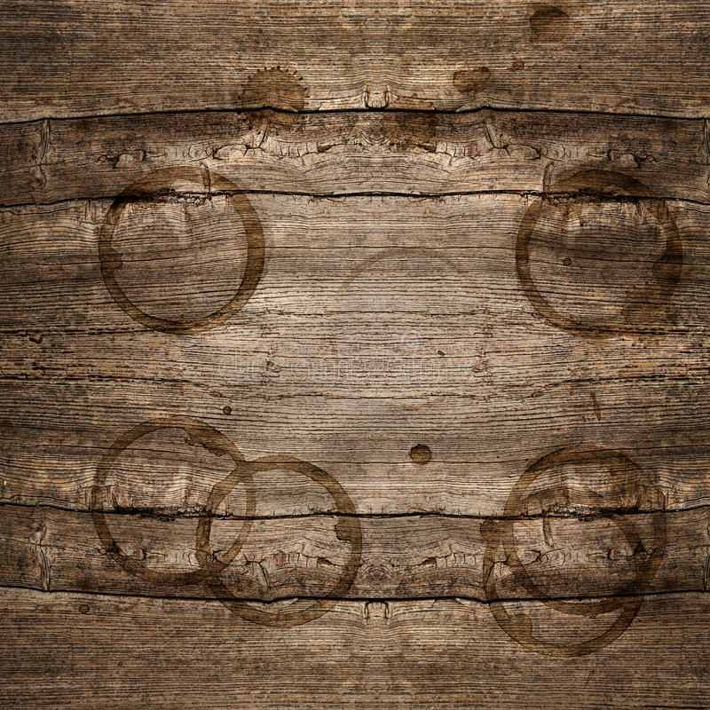 Rustic Wooden Background With Stains Stock Photos Image