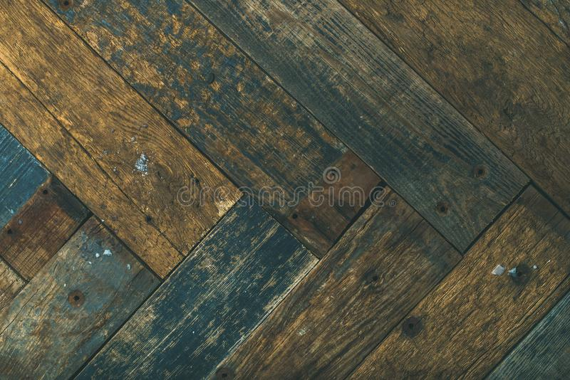 Rustic wooden barn door, wall or table texture, background stock photo