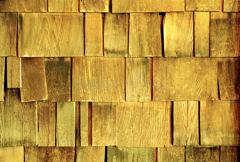 Download Rustic Wooden Shingles stock image. Image of rustic, detail - 8530149