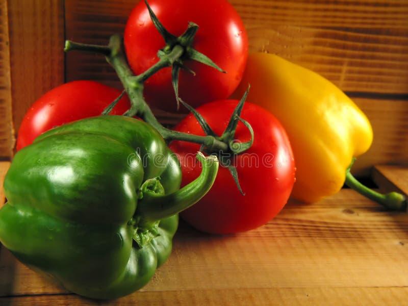 rustical warzywa zdjęcie stock