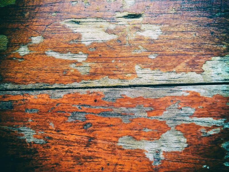 Rustico consumi la plancia di legno del tempo immagine stock