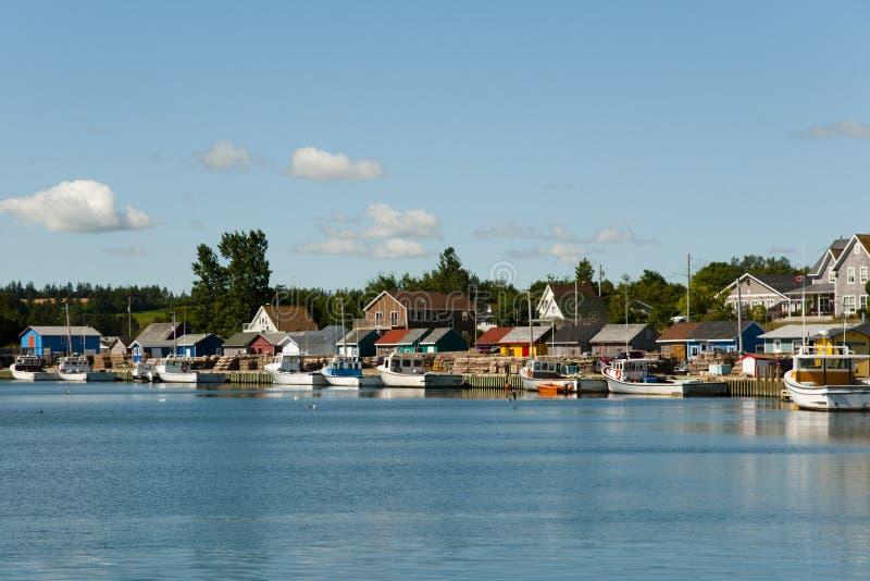 Rustico du nord - prince Edward Island - Canada images libres de droits