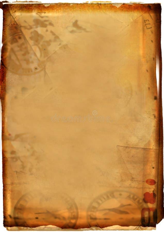 Rustieke achtergrond 8 vector illustratie