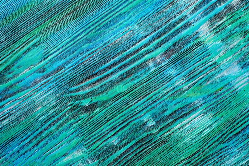 Rustieke en abstracte textuur houten gekleurde achtergrond stock afbeeldingen