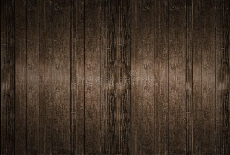 Rustieke houten planken 3d illustratie als achtergrond royalty-vrije illustratie
