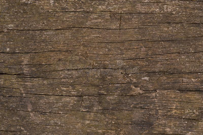 Rustieke houten samenvatting gebarsten oppervlakteachtergrond royalty-vrije stock foto's