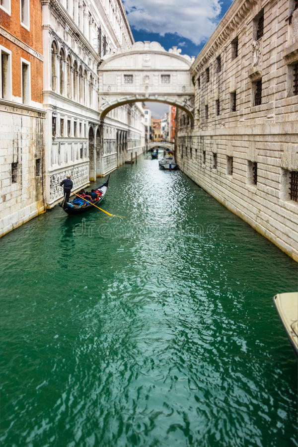 Rustig Venetië royalty-vrije stock foto
