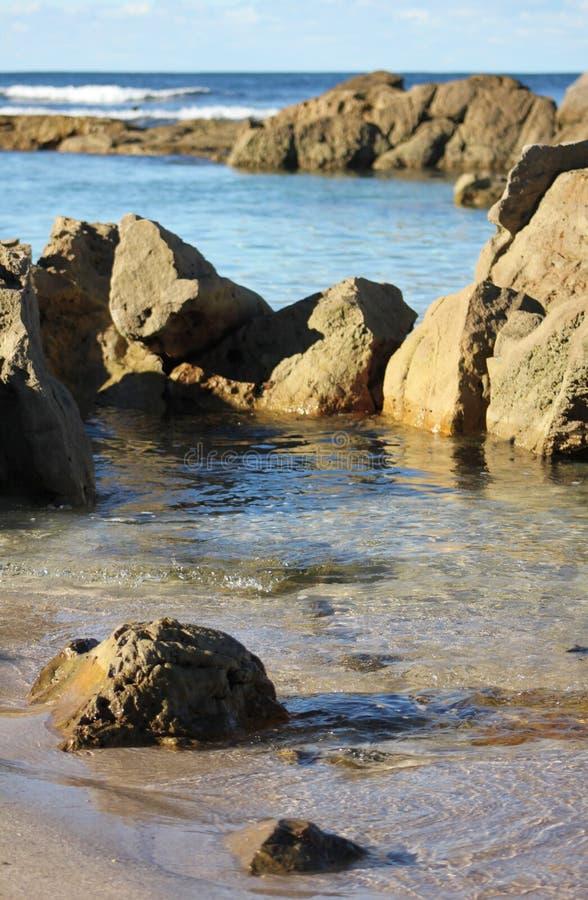 Rustige Wateren stock afbeeldingen
