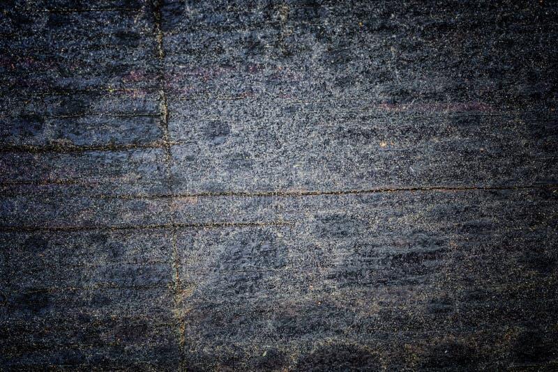 Rustikale hölzerne Beschaffenheit und Sprünge auf der Oberfläche als Hintergrund Dus lizenzfreies stockfoto