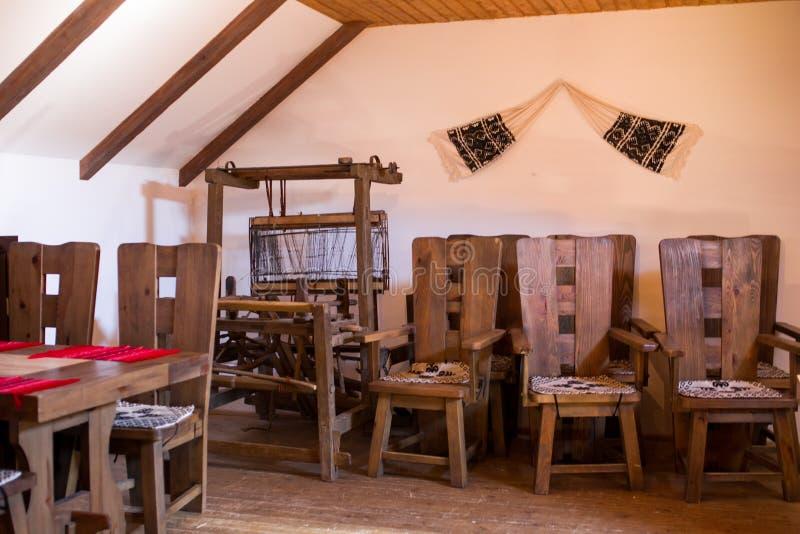 Rustikale Stühle rustikale stühle stockfoto bild spaß haupt dekor 33576228