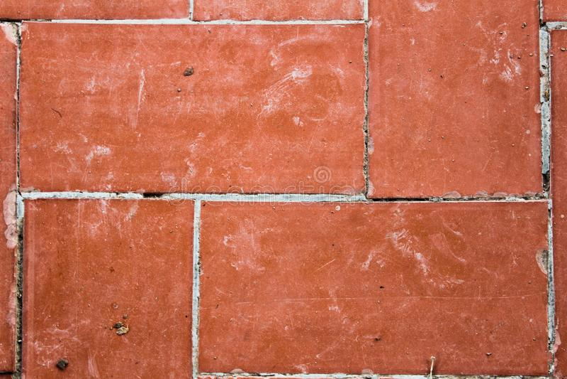 Rustikaler Fußbodenbelag-Hintergrund stockfoto