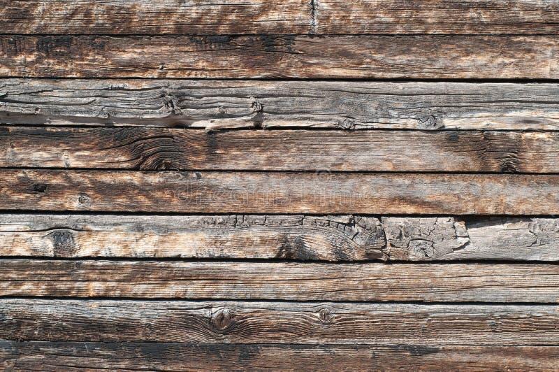 Rustikaler hölzerner Beschaffenheitshintergrund lizenzfreie stockfotos