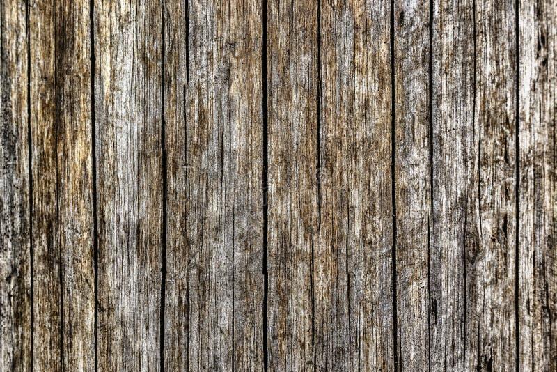 Rustikaler hölzerner Hintergrund Alte Weinlese planked Holz Raum des freien Texts stockbilder