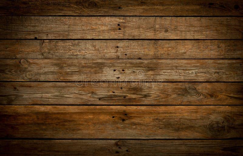 Rustikaler hölzerner Hintergrund Altes natürliches planked Holz stockbilder