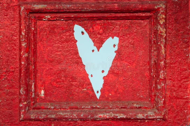Download Rustikales Inneres auf Tür stockbild. Bild von abgebrochen - 27732049