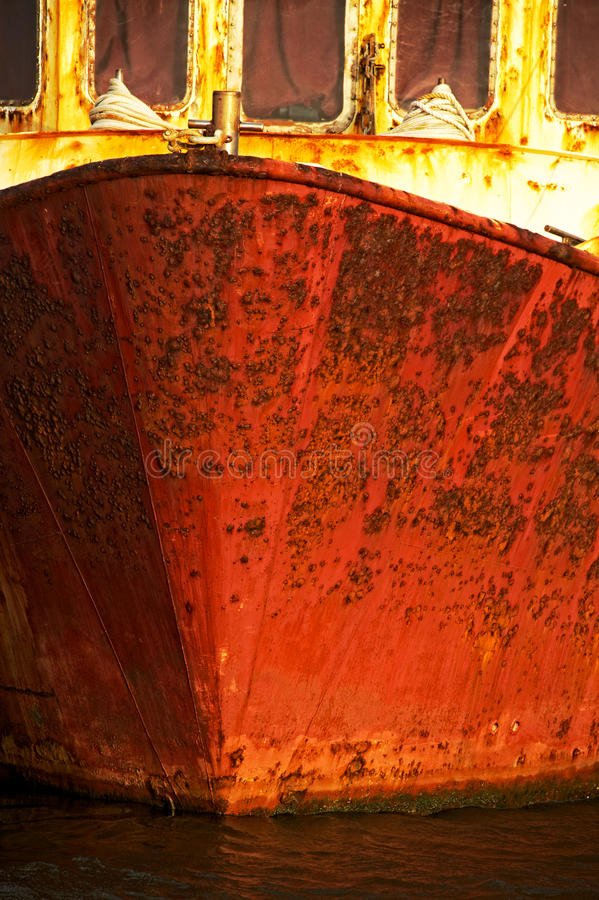 Free Rusting Boat Stock Photos - 22263043