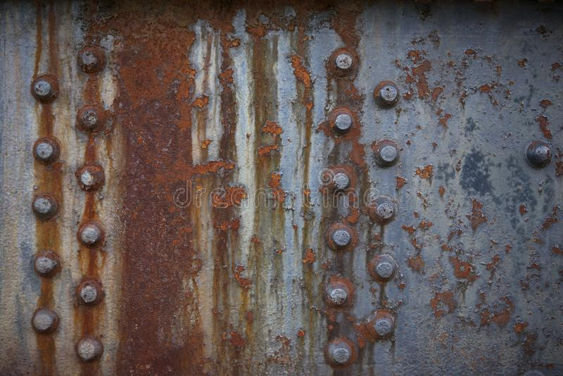 Rusty Background royaltyfri fotografi