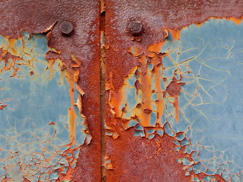 Rusty background stock photography