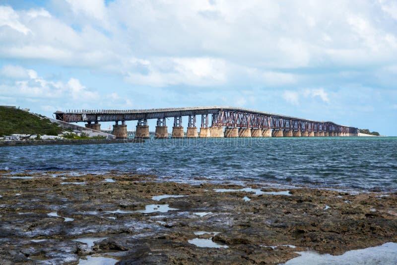 Rusty Bridge photographie stock libre de droits