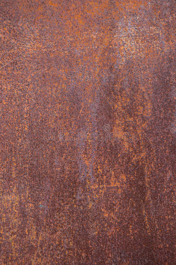 Rusty Bronze Metal Background invecchiato fotografia stock libera da diritti