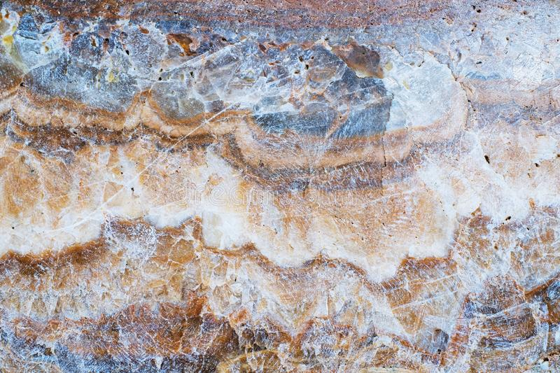 Rusty brown stone surface texture background close up royalty free stock images