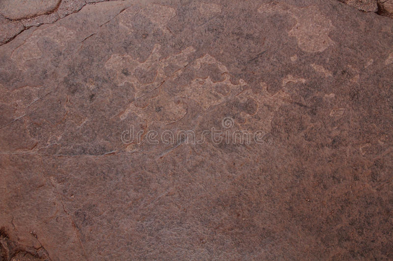 Rusty Brown Stone Texture Background royalty-vrije stock fotografie