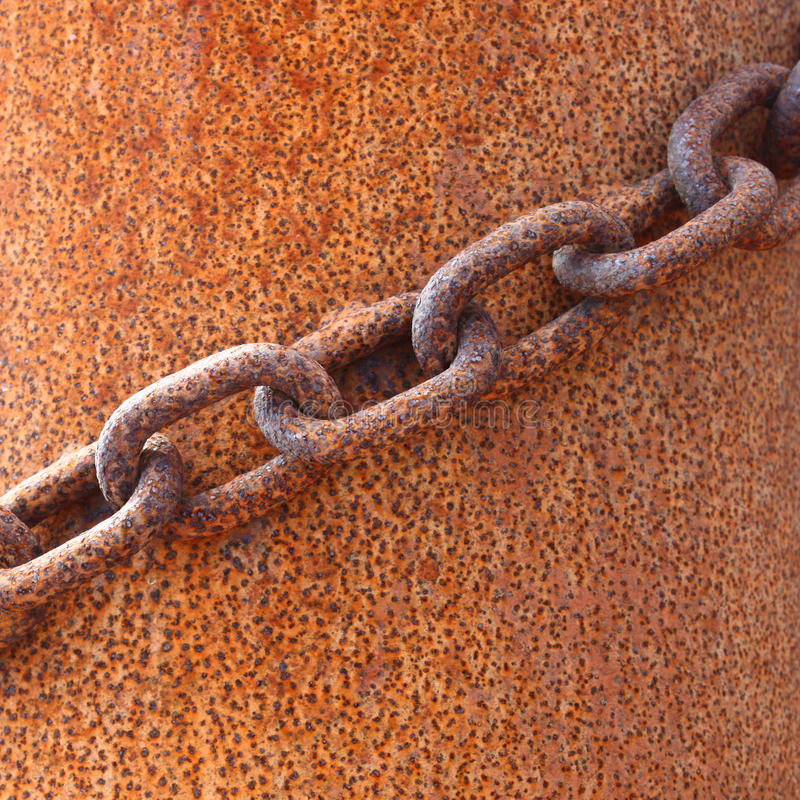 Free Rusty Chain Stock Photo - 14998520