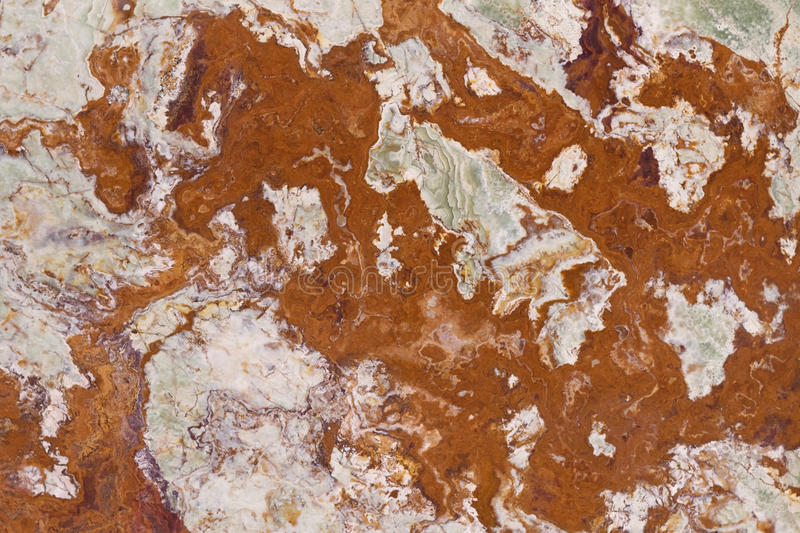 Rusty color marble background stock photography