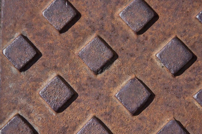 Download Rusty Cover Stock Image - Image: 10841191