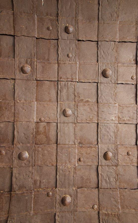Rusty Door Royalty Free Stock Photography