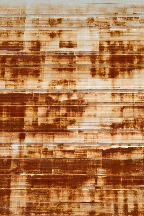 Rusty Door stock photos