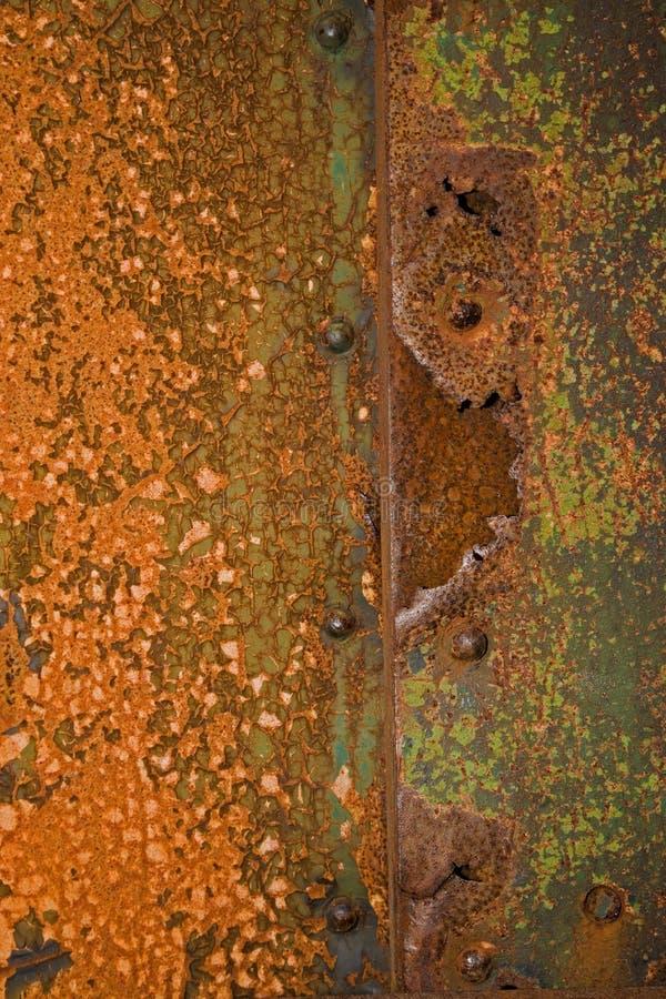 Rusty Door royalty free stock image