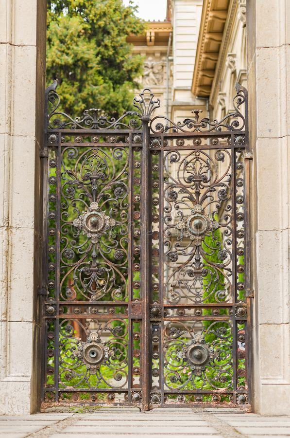 Free Rusty Gate Stock Images - 100146864