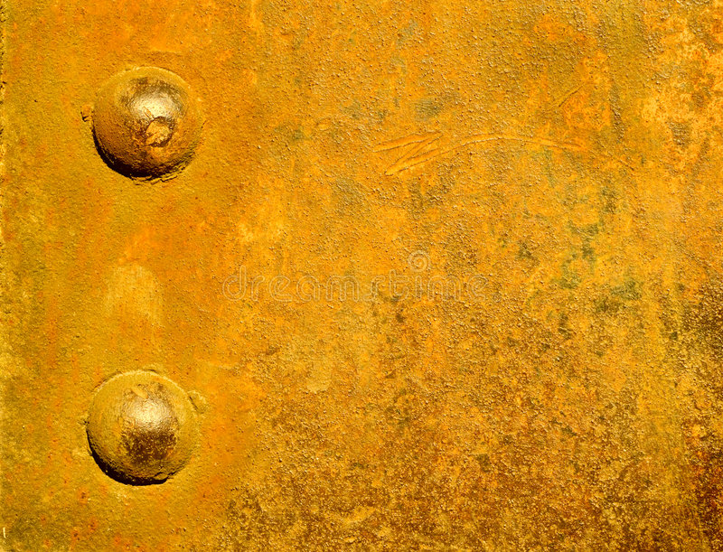 Download Rusty grunge texture stock image. Image of iron, rivet - 2707397