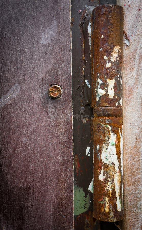 Download Rusty Hinge Stock Photo - Image: 39676967