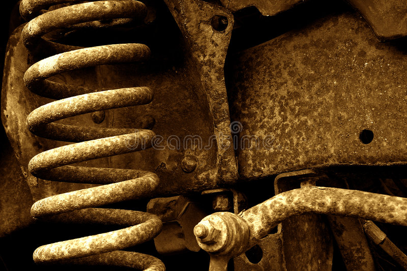 Rusty life VII royalty free stock image