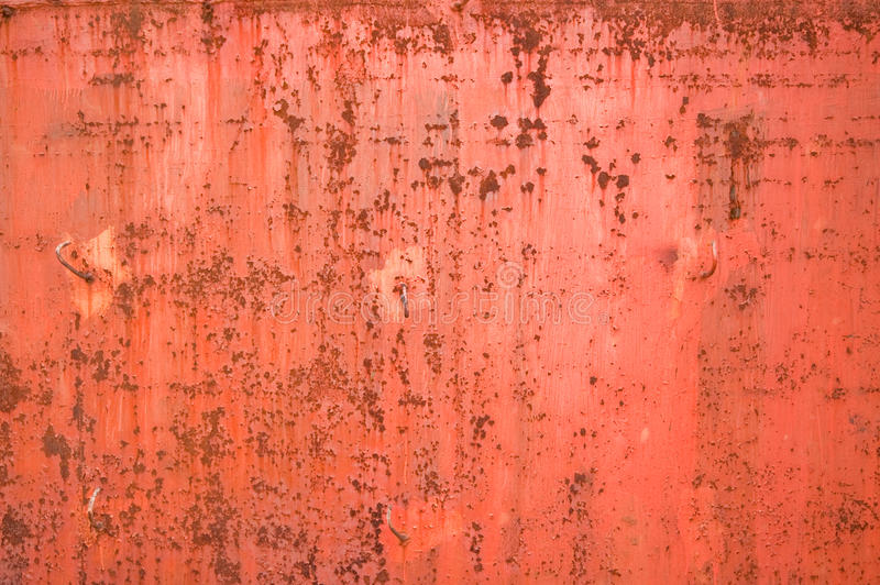 Rusty metal royalty free stock photo