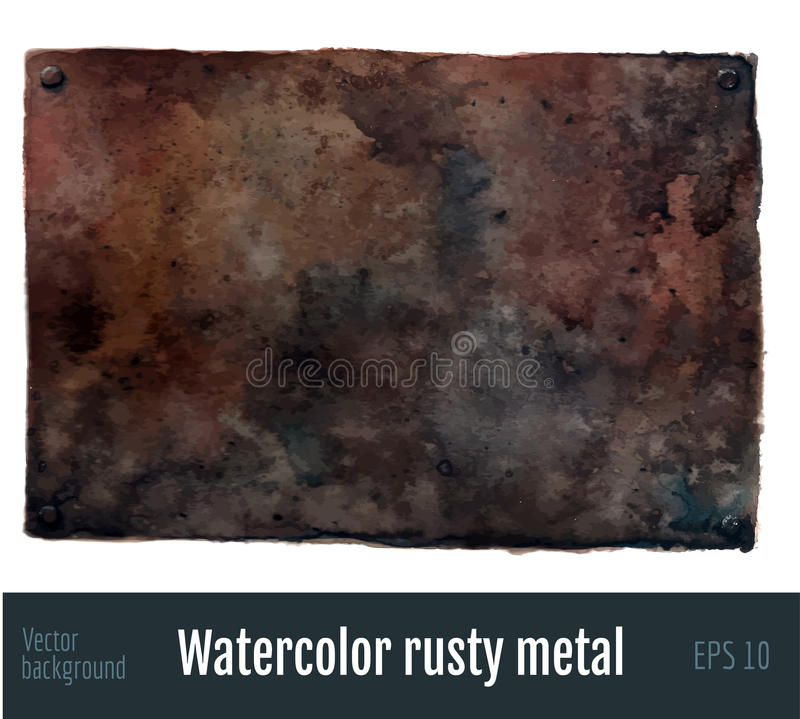 Rusty metal background. royalty free stock photos