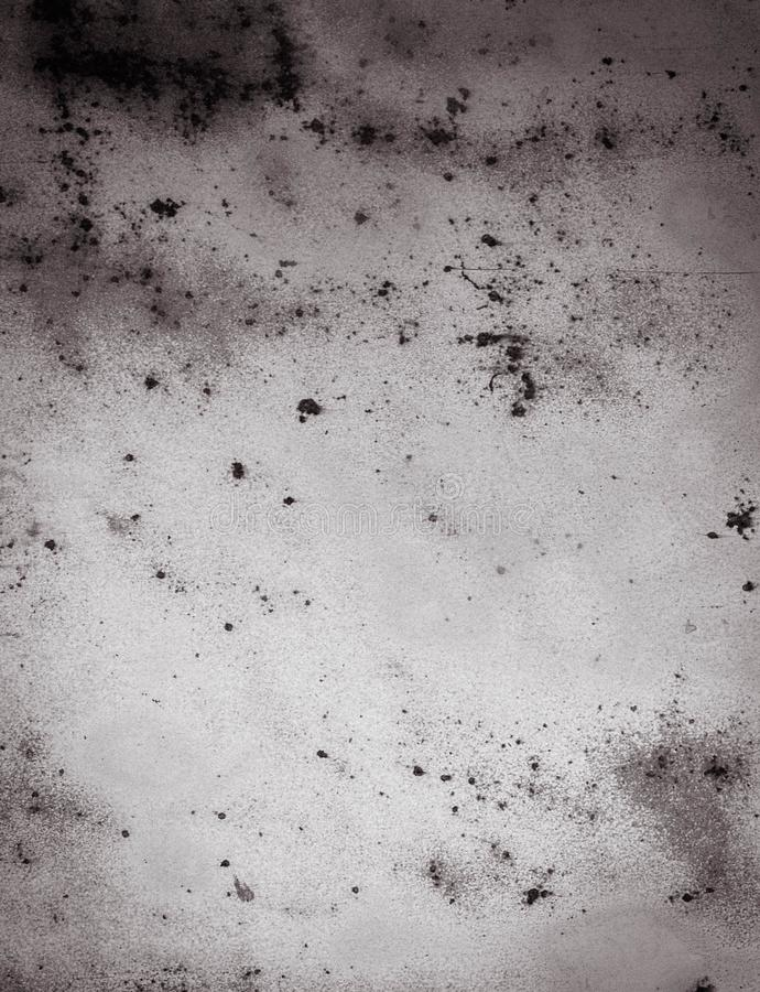 Rusty metal Grunge background stock image