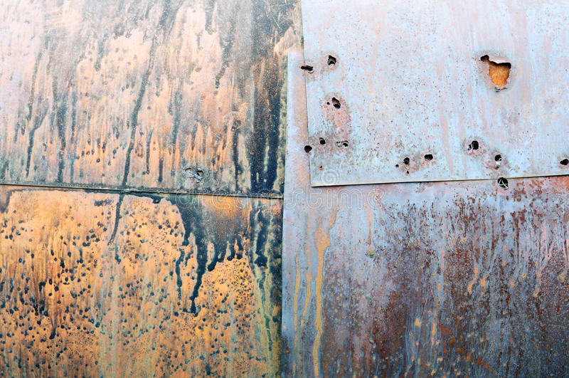 Download Rusty metal surface stock photo. Image of detail, rough - 10105900