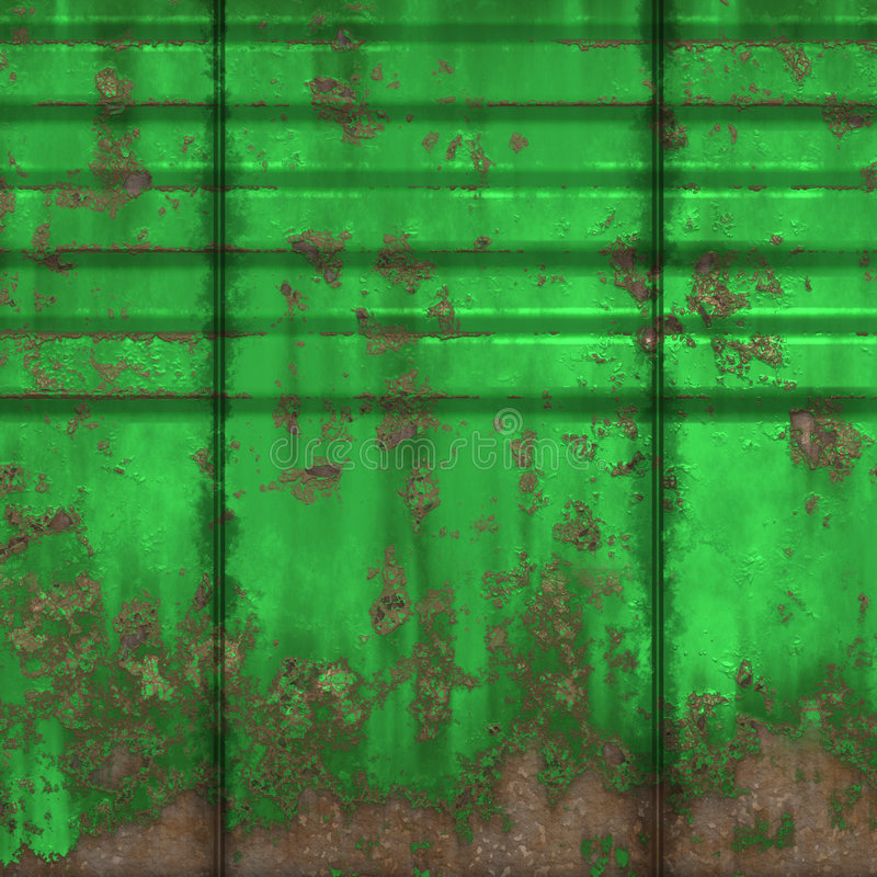 Download Rusty metal surface stock illustration. Image of primitive - 2524992