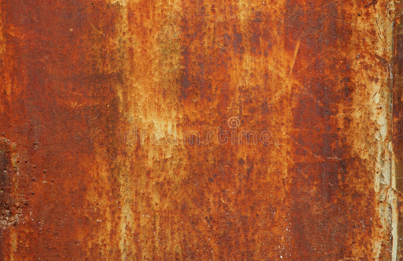Rusty metal texture royalty free stock photography