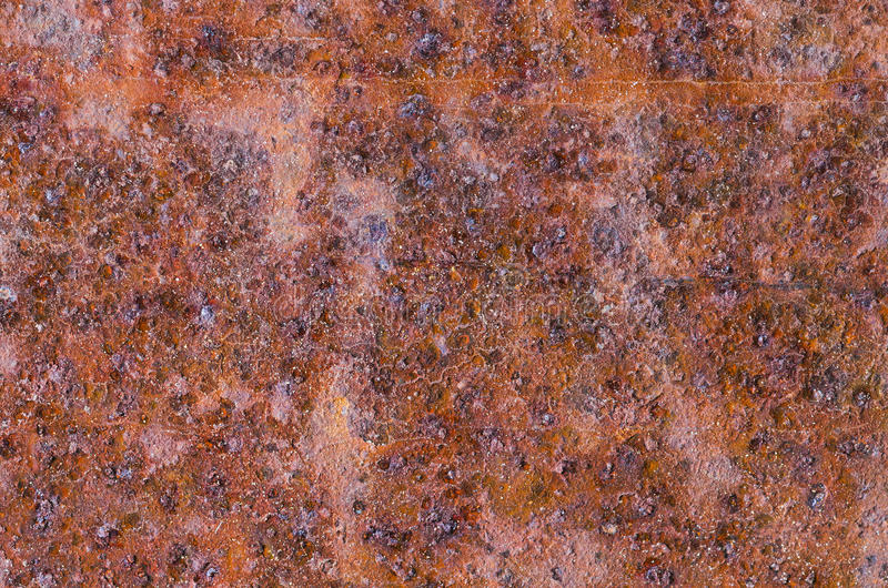 Rusty Metal Texture 003 imagem de stock