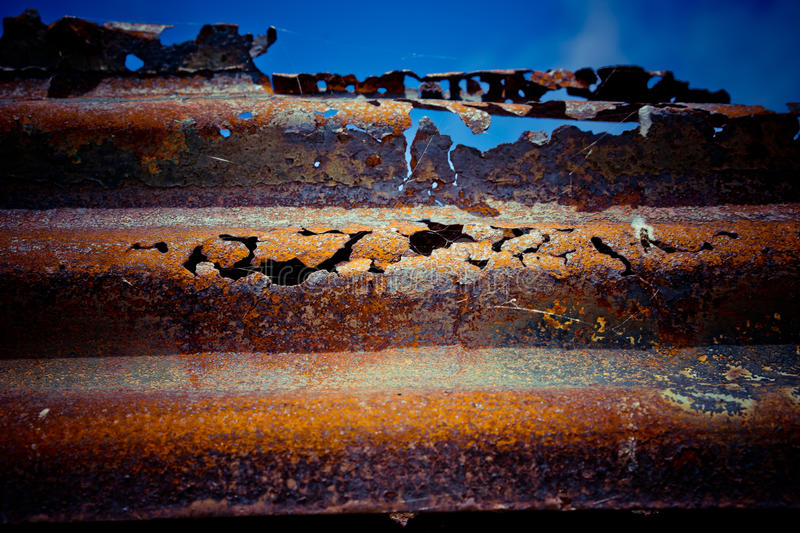 Rusty metal texture background. Rust metal texture background photo rusted stock image