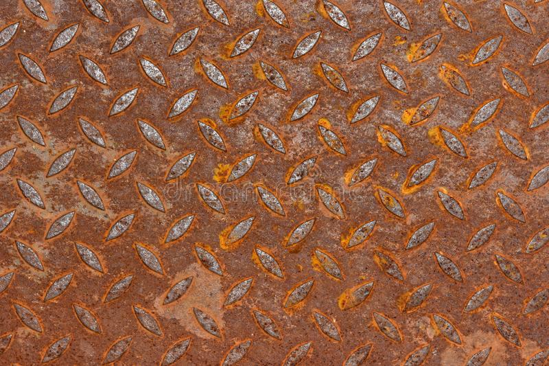 Rusty metal texture , grungy surface. stock photography
