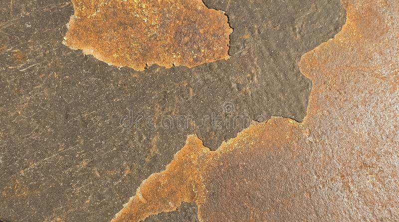 Rusty metal wall background royalty free stock photos