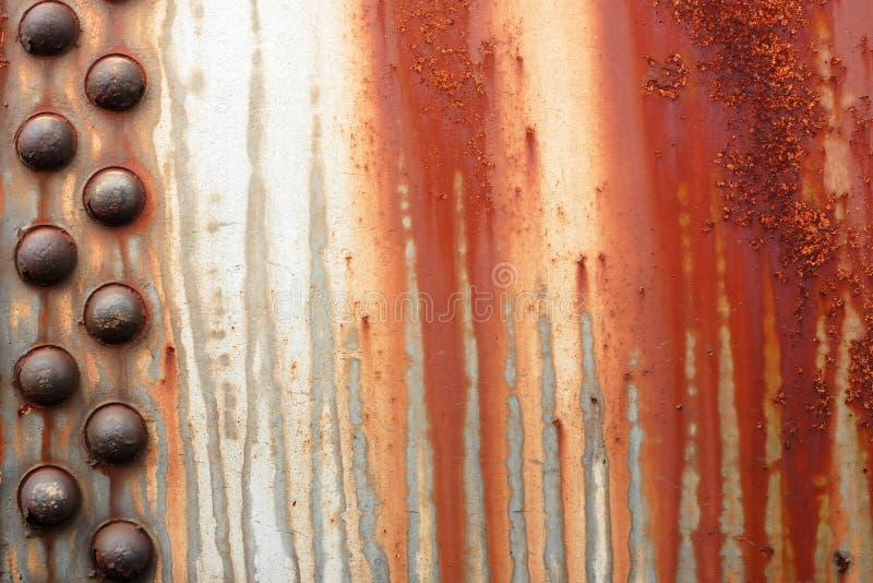 rusty metali obrazy royalty free
