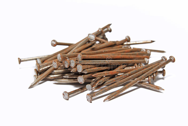 Download Rusty nail stock image. Image of connection, home, hardware - 23280911