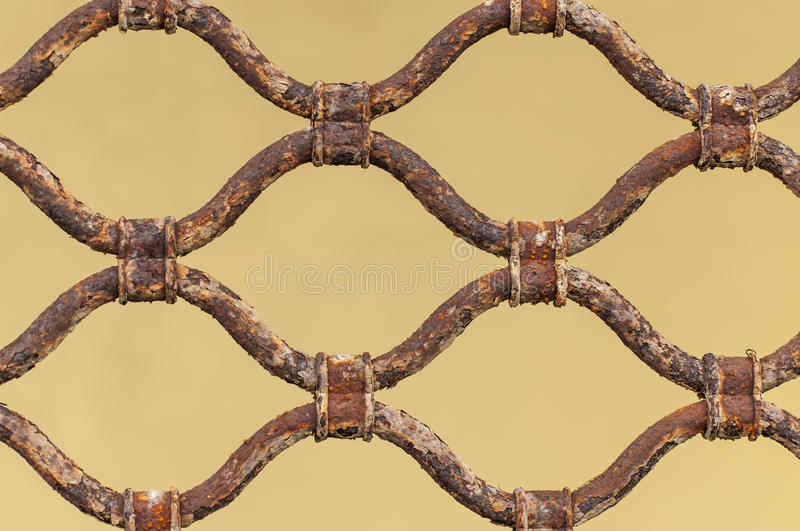 Download Rusty pattern stock image. Image of texture, bracket - 28294161