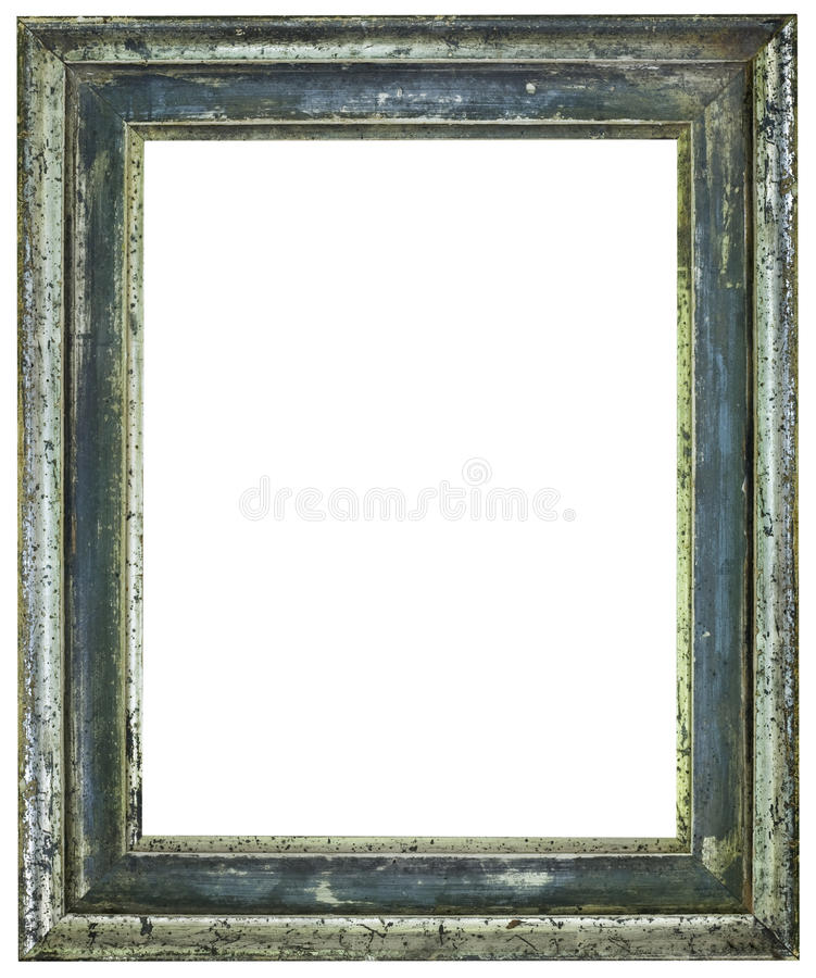 Download Rusty Picture Frame Cutout Stock Photo. Image Of Decorative    75508340